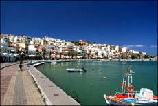 Sitia in Crete island, Greece